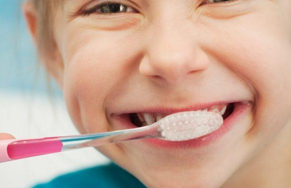 Οδηγίες για την στοματική υγιεινή στα παιδιά