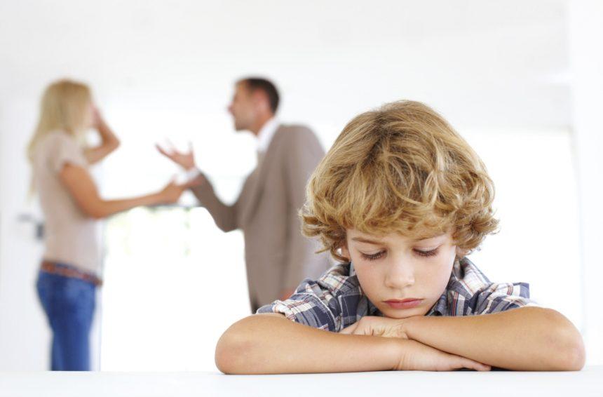 Το παιδί του διαζυγίου