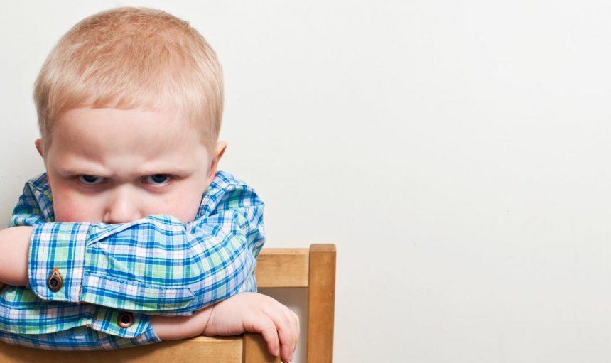 Η διαχείριση του θυμού στα παιδια