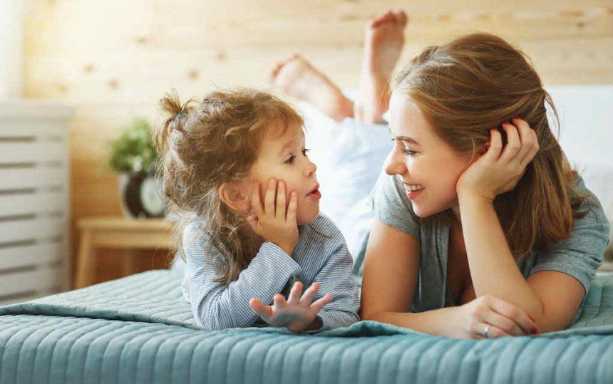 Η επικοινωνία μεταξύ γονέα και παιδιού